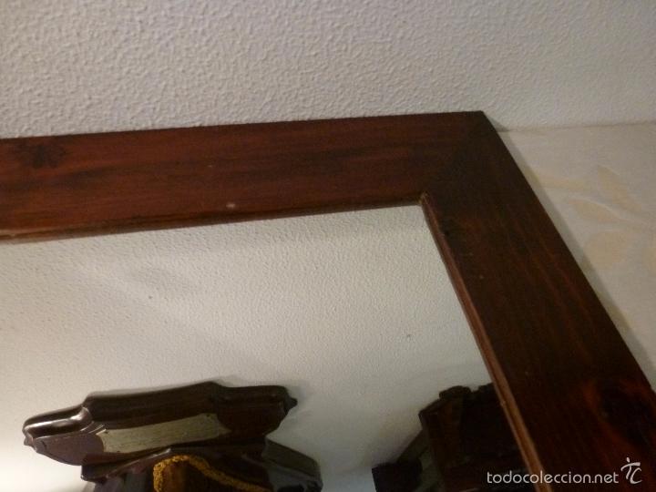 Antigüedades: espejo marco - Foto 4 - 57253888