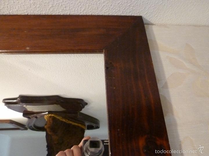 Antigüedades: espejo marco - Foto 5 - 57253888
