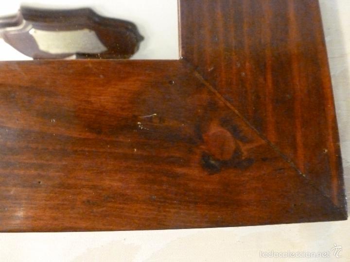 Antigüedades: espejo marco - Foto 6 - 57253888