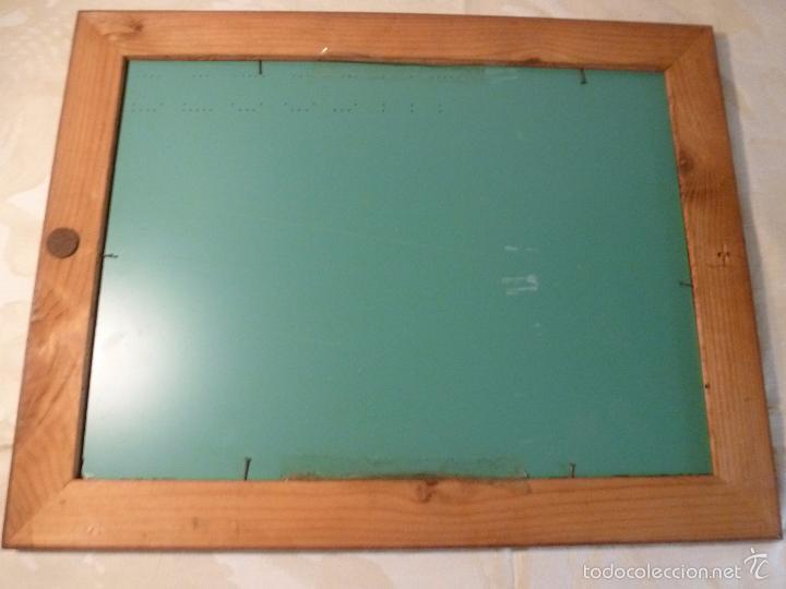 Antigüedades: espejo marco - Foto 3 - 57253925