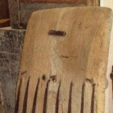 Antigüedades: TRILLO ANTIGUO SIGLO XVIII. Lote 57254231