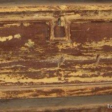 Antigüedades: ARCA ANTIGUA ARAGONESA XVII,GRAN MEDIDA. Lote 57254427
