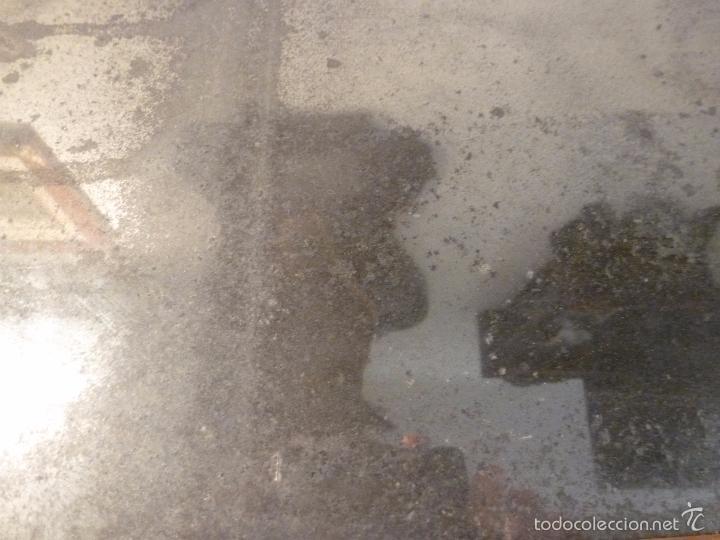 Antigüedades: espejo madera - Foto 6 - 57254651
