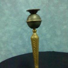Antigüedades: PIE DE LAMPARA PARA RESTAURAR. Lote 57258458