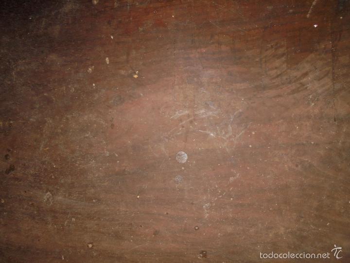 Antigüedades: Arca de nogal del S XVI - Foto 19 - 56302394