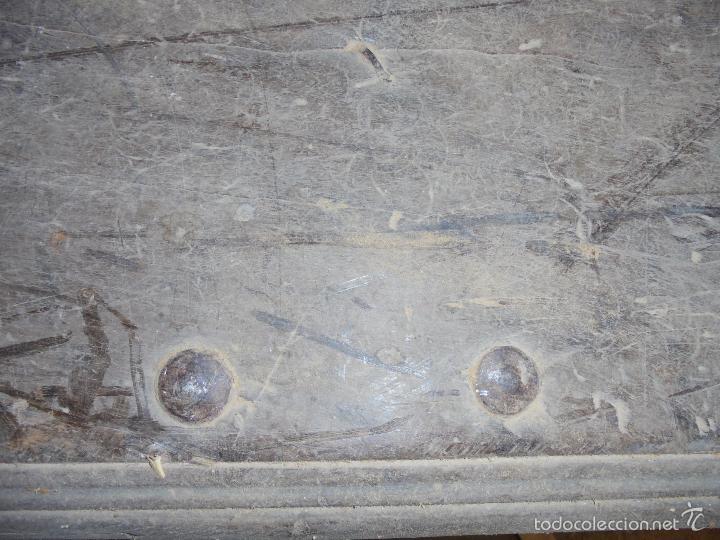 Antigüedades: Arca de nogal del S XVI - Foto 22 - 56302394