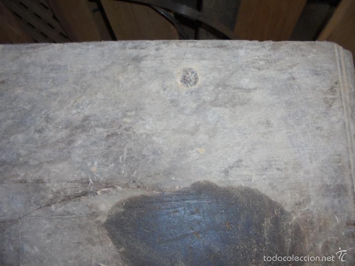 Antigüedades: Arca de nogal del S XVI - Foto 25 - 56302394