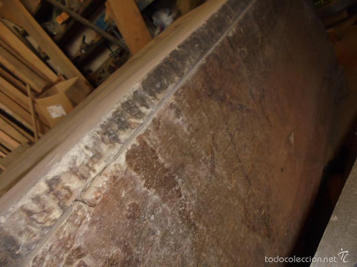 Antigüedades: Arca de nogal del S XVI - Foto 31 - 56302394