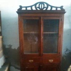 Antigüedades: VITRINA. Lote 57284179