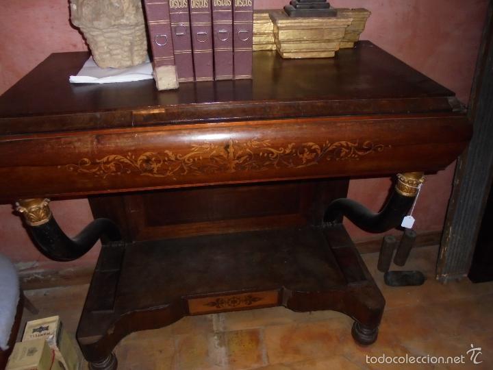 Antigüedades: Consola del SXIX. - Foto 2 - 57285091
