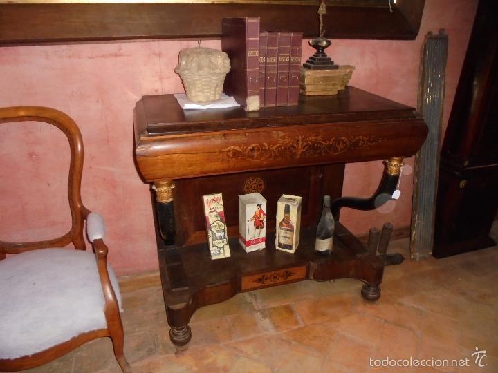 Antigüedades: Consola del SXIX. - Foto 14 - 57285091
