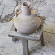 Antigüedades: ANTIGUO CÁNTARO EN SU CANTERA, MUY BIEN CONSERVADO CASI SIN USO.. Lote 57316229