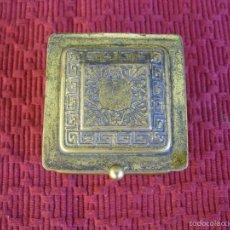 Antigüedades: CAJA DE LA CASA F. WOLFF & SOHN KARLSRUHE GERMANY, FINALES SIGLO XIX PRINCIO DEL XX.. Lote 57323183