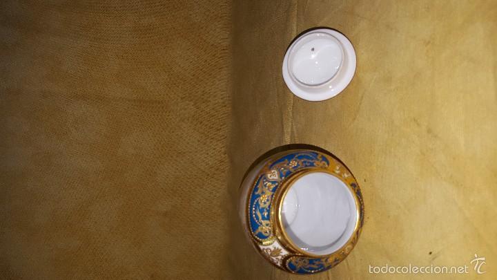 Antigüedades: Tibor de porcelana - Foto 8 - 152565190