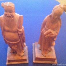 Antigüedades: FIGURAS CHINAS. Lote 57366577
