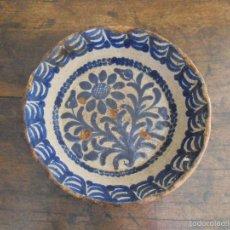Antigüedades: FUENTE DE CERÁMICA DE GRANADA.L/004. Lote 57370108