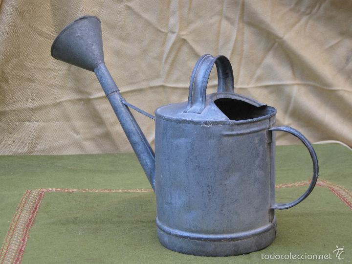 Regadera antigua en cinz comprar utensilios del hogar for Utensilios del hogar