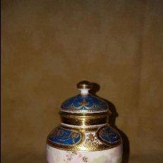 Antigüedades: TIBOR DE PORCELANA. Lote 152565190