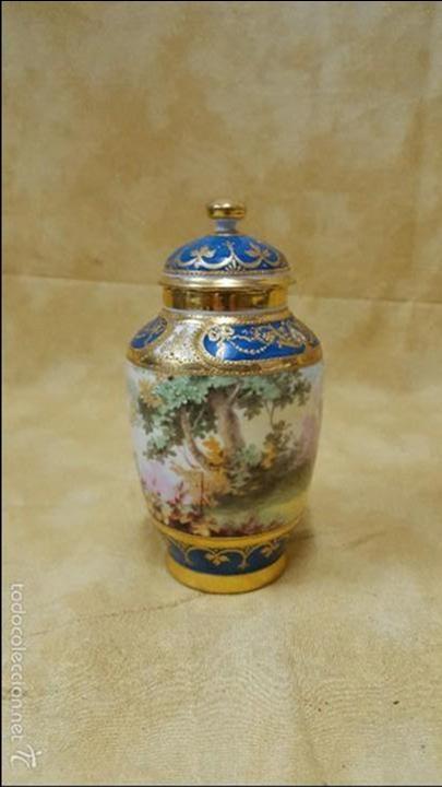 Antigüedades: Tibor de porcelana - Foto 4 - 152565190