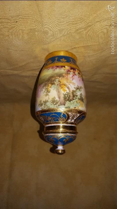 Antigüedades: Tibor de porcelana - Foto 5 - 152565190