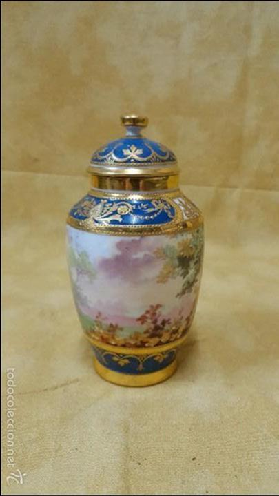 Antigüedades: Tibor de porcelana - Foto 6 - 152565190