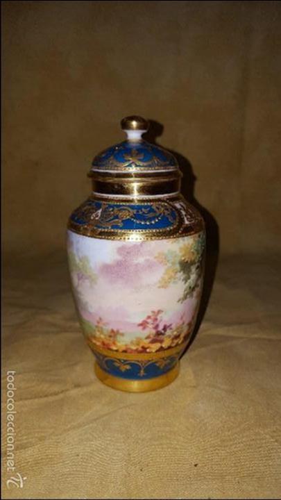 Antigüedades: Tibor de porcelana - Foto 7 - 152565190
