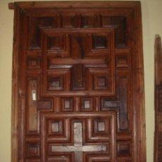 Antigüedades: PUERTA DE INTERIOR. Lote 57380339