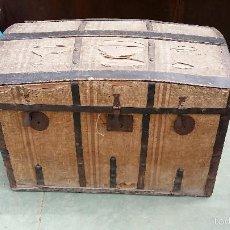 Antigüedades: BAUL ANTIGUO. Lote 57390307