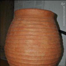 Antigüedades: TINAJA DE SESTRICA - 76 CM DE ALTA. Lote 57397922