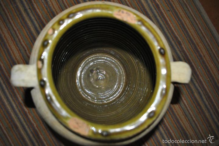 Antigüedades: Vasija de barro blanco...VER VIDEO!!! - Foto 2 - 57398234