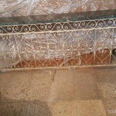 Antigüedades: MESA FORJA MARMOL. Lote 171254167