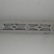 Antigüedades: ANTIGUO PERCHERO DE MADERA. Lote 57449012