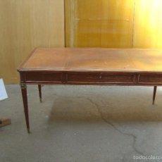 Antiques - Mesa de despacho con 3 cajones - 57449816