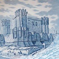Antigüedades: PLATO DE CERAMICA PICKMAN LA CARTUJA DE SEVILLA. Lote 57451839