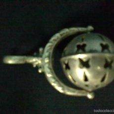 Antigüedades: SONAJERO PLATA. Lote 57464381