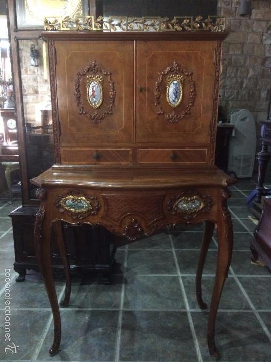 TOCADOR DE SEÑORAS (Antigüedades - Muebles Antiguos - Auxiliares Antiguos)