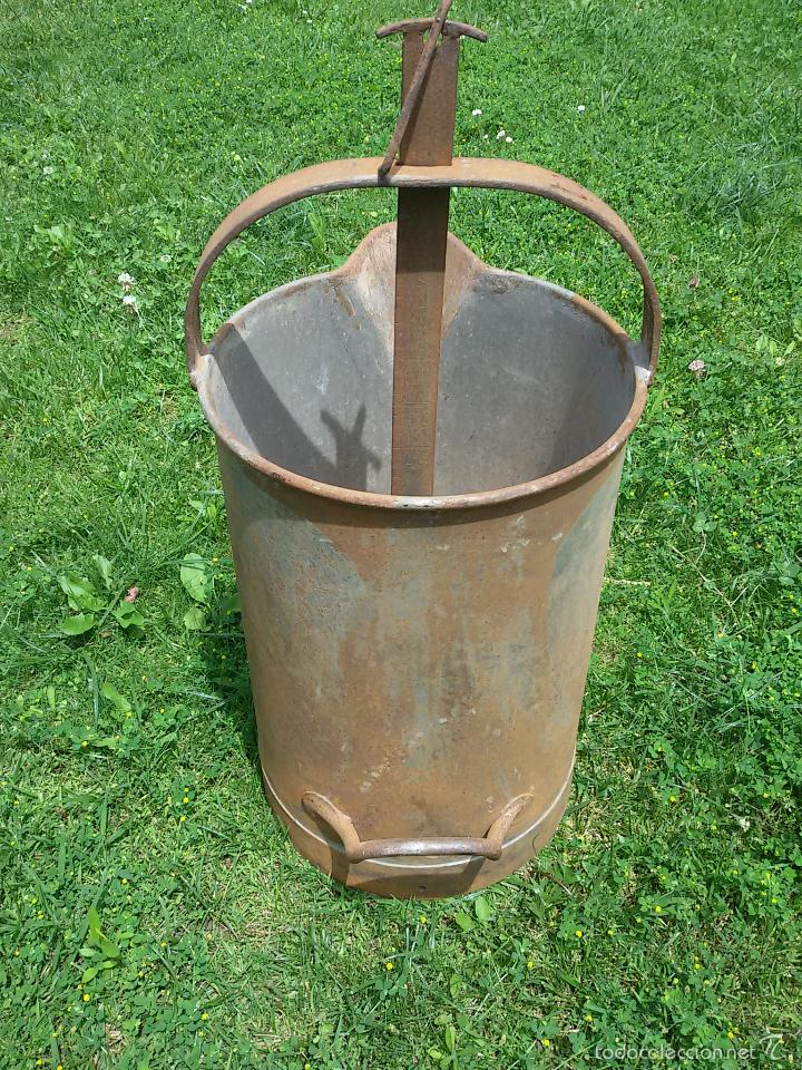 Antigüedades: Medidor de grano - Foto 3 - 57479330