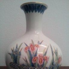 Antigüedades: FLORERO JAPONES. Lote 57494698