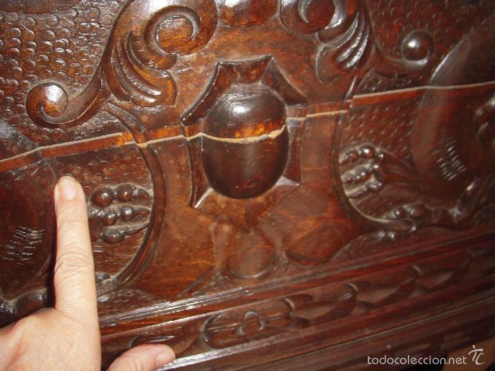 Antigüedades: bargueño - Foto 4 - 57497680