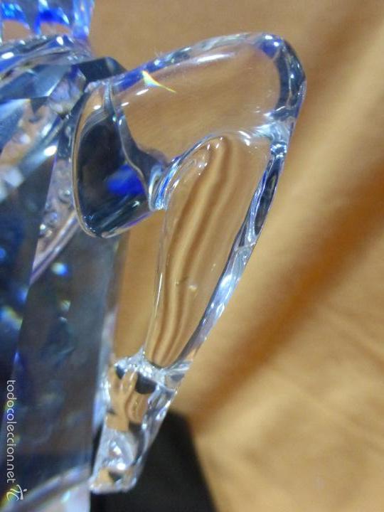 Antigüedades: Figura cristal Swarovski Isadora-bailarina-colección Magia de la danza serie anual-en caja original - Foto 17 - 57517209