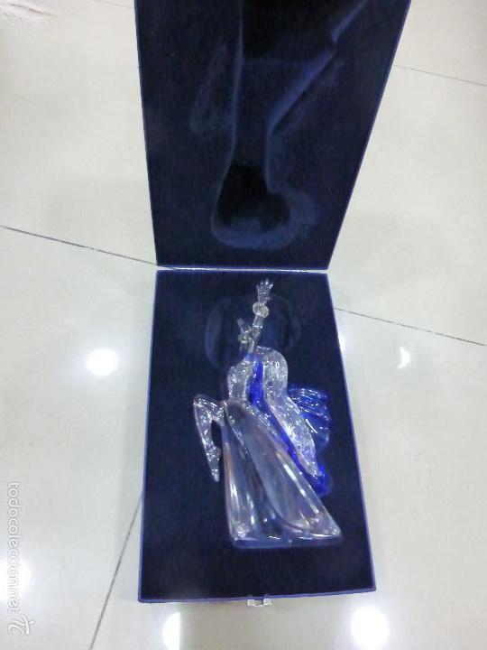 Antigüedades: Figura cristal Swarovski Isadora-bailarina-colección Magia de la danza serie anual-en caja original - Foto 24 - 57517209