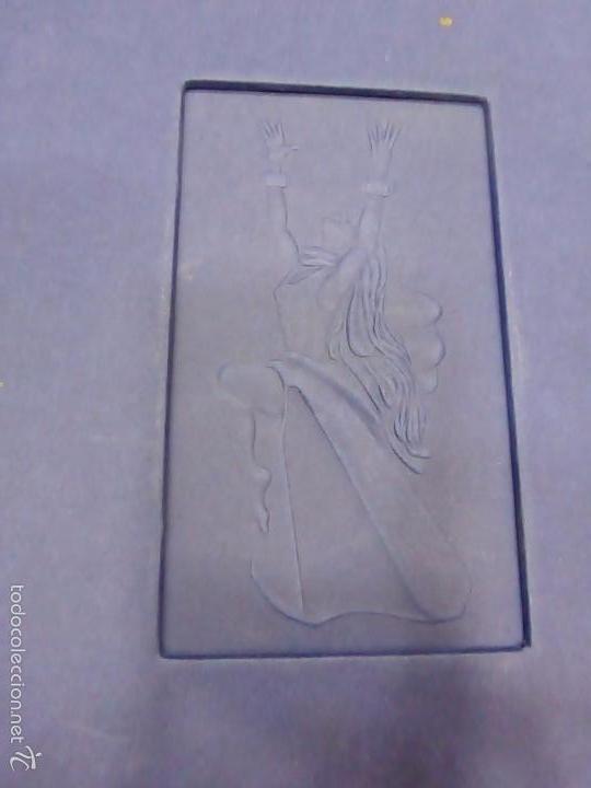 Antigüedades: Figura cristal Swarovski Isadora-bailarina-colección Magia de la danza serie anual-en caja original - Foto 25 - 57517209