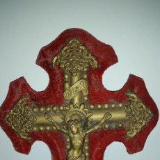Antigüedades: CRUCIFIJO. Lote 57519567