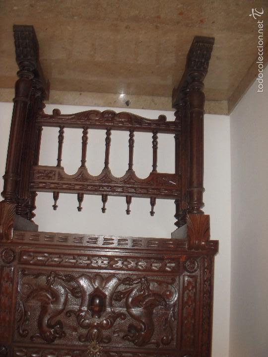 Antigüedades: bargueño - Foto 6 - 57497680