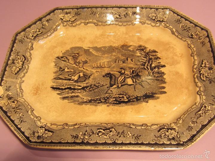 FUENTE OCHAVADA DE CARTAGENA (Antigüedades - Porcelanas y Cerámicas - Cartagena)
