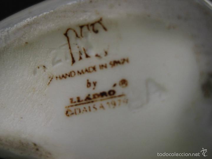 Antigüedades: MUY MUY DIFICIL FIGURA PORCELANA NAO BY LLADRO 1970 OSO PANDA COMIENDO BAMBU - Foto 6 - 57586229