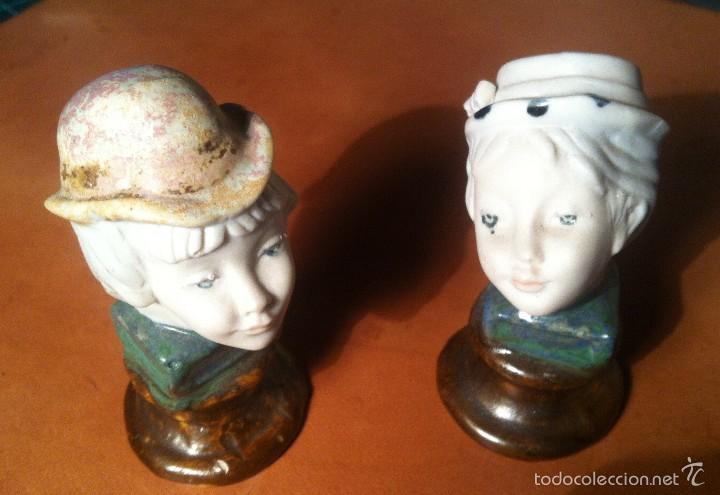BUSTOS RAMÓN INGLÉS (Antigüedades - Porcelanas y Cerámicas - Otras)