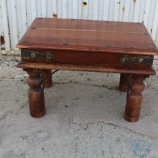 Antiquitäten - mesa rustica en madera de palosanto - 57588223