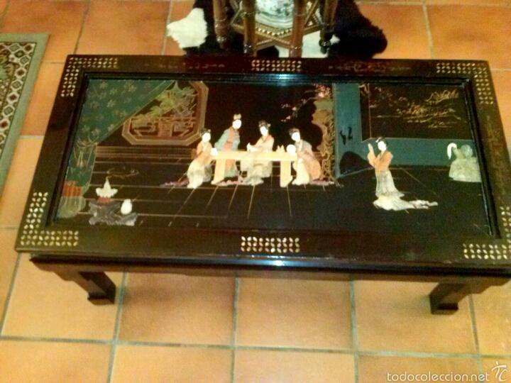mesa china. finales del siglo xix procedente de - Comprar Muebles ...