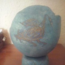 Antigüedades: CUENCO DECORATIVO SIMIL ARQUEOLOGICO. Lote 57609316